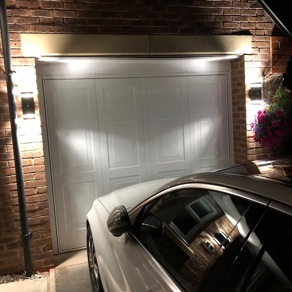 Led Lights For Domestic Garage: Domestic Eelectrician In Chorley, Leyland & Preston