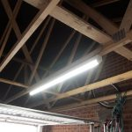 Garage Lighting Installation